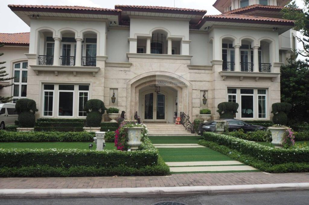 Single luxury house for sale Bangkok