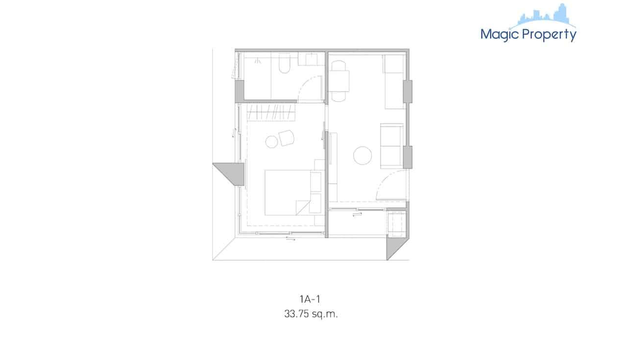 1A-1-Size -33.75-Sqm