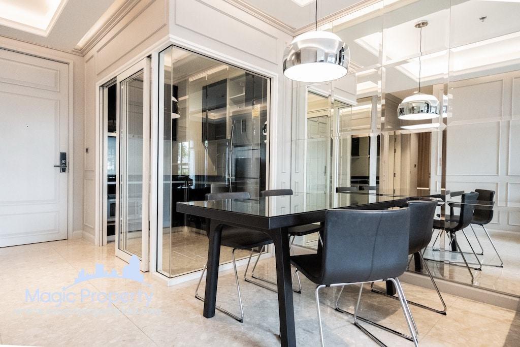 The Crest Sukhumvit 34 Condominium 2 Bedroom Fully furnished