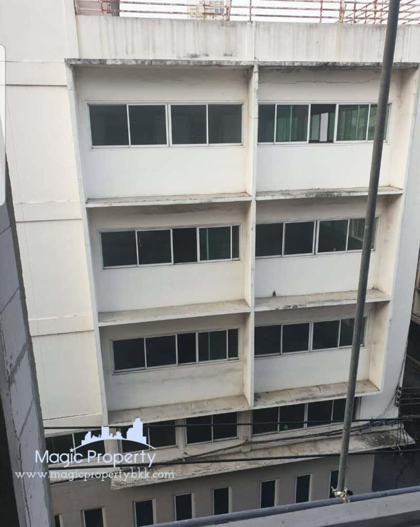 Building For Rent Kasemrad Road, Khlong Toei, Bangkok