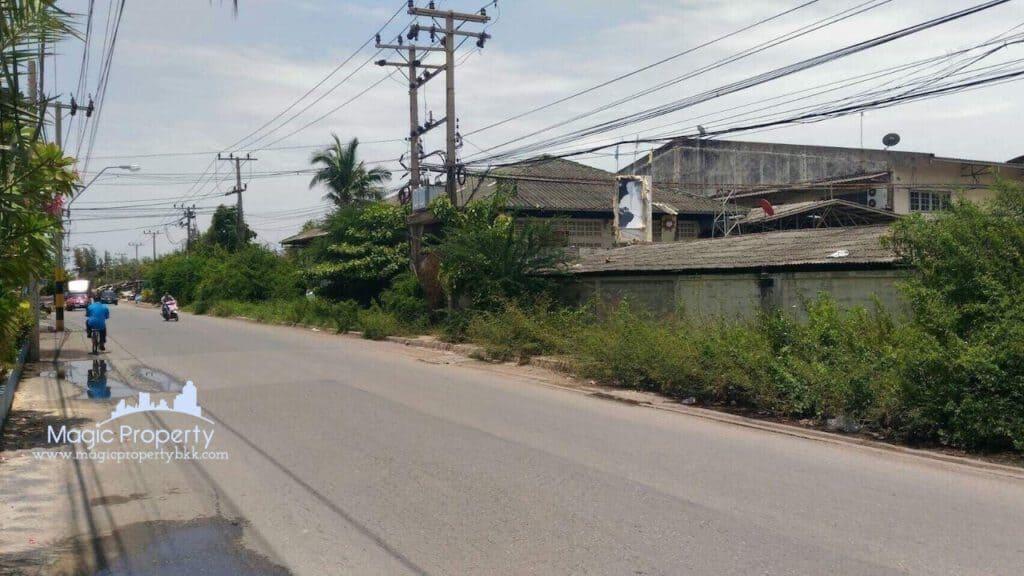 Samut Prakan,Fabric Dyeing Factory/warehouse For Sale Located at Soi Thai Phattana Kradat, Tambon Thai Ban, Amphoe Mueang Samut Prakan, Chang Wat Samut Prakan 10280