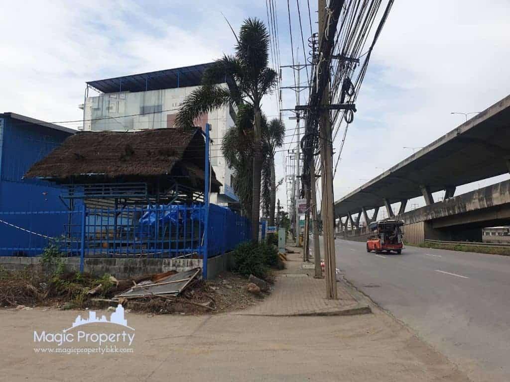 Land for Sale in Bangna Trad road, Bang Chalong, Samut Prakan, Thailand
