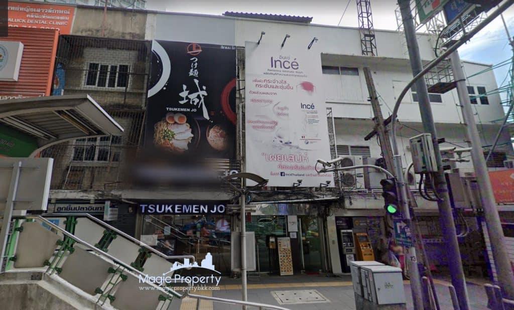 Commercial Building/Space For Sale or Rent on Sukhumvit road at Ekkamai BTS, Phra Khanong, Khlong Toei, Bangkok