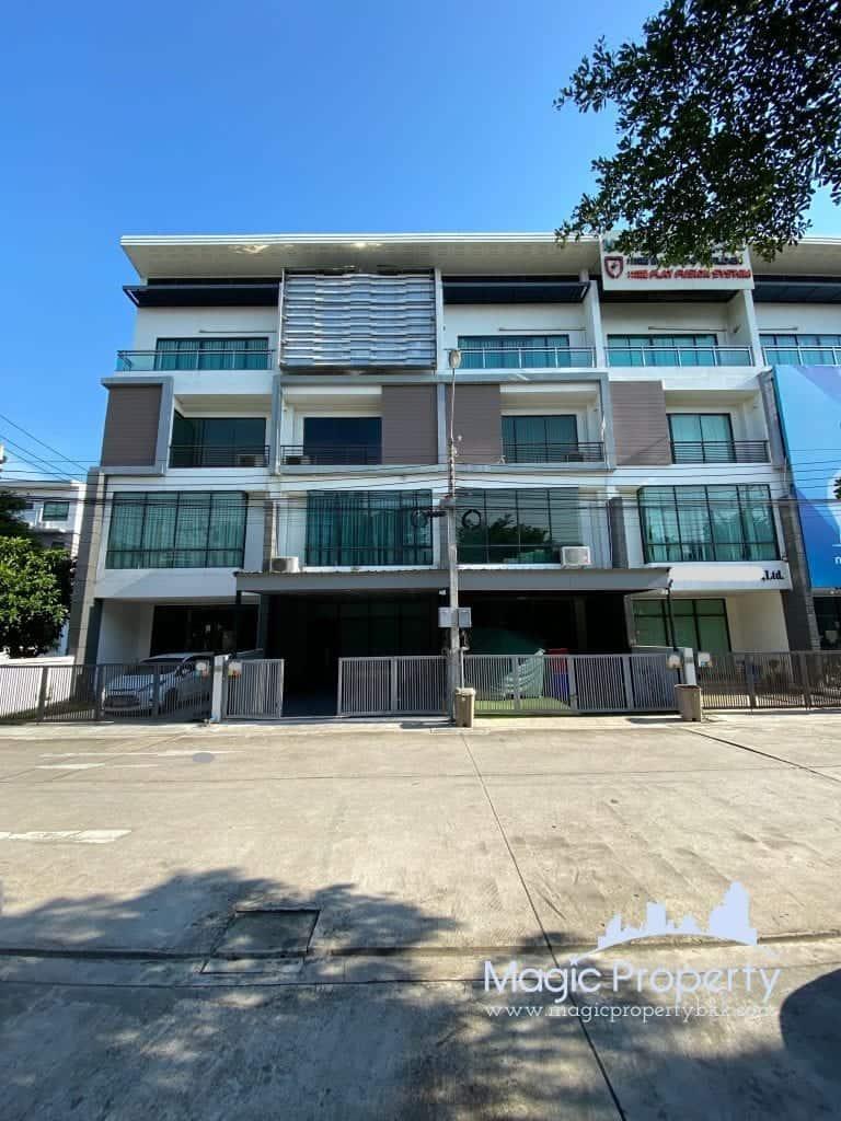 4 Storey Home Office in Enterprize Park For Sale, Bangna-Trad Km.5 Frontage Road, Bang Kaeo, Bang Phli, Samut Prakan 10540