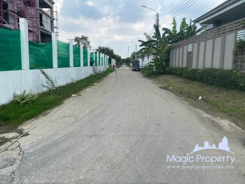 Land for Sale in Ban Mai, Amphoe Pak Kret, Nonthaburi