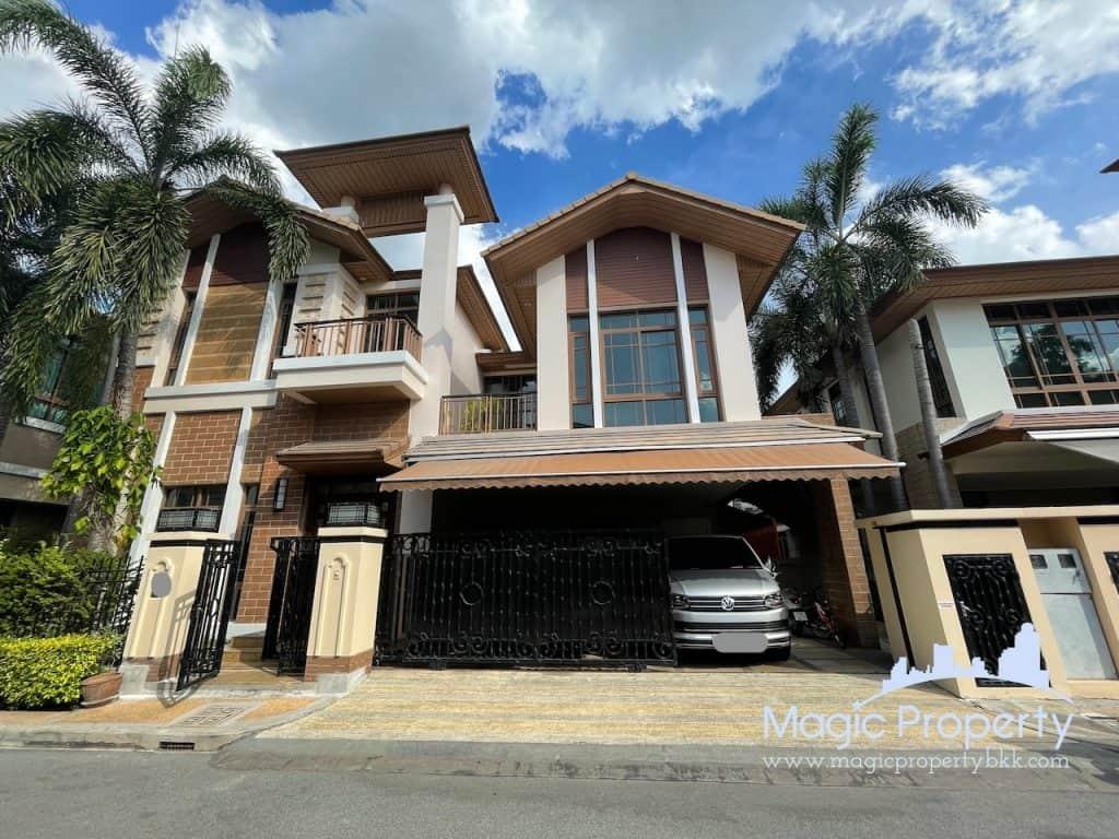 4 Bedrooms Baan Sansiri Sukhumvit 67 Single House For Rent, Phra Khanong Nuea, Watthana, Bangkok