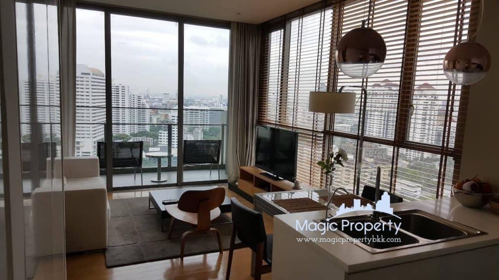 1 Bedroom For Rent in AEQUA Residence Sukhumvit 49, Khlong Tan Nuea, Watthana, Bangkok