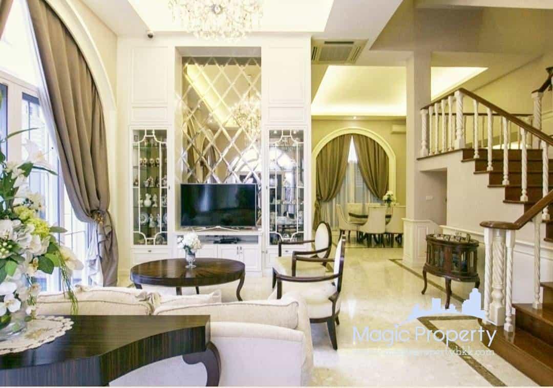 Single House For Rent Sukhumvit 4 Khlong Toei
