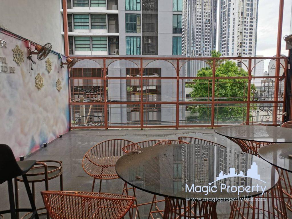 Commercial Building For Rent. Located Soi Sukhumvit 63 (Near Don Donki Mall), Khlong Tan Nuea, Watthana, Bangkok 10110....