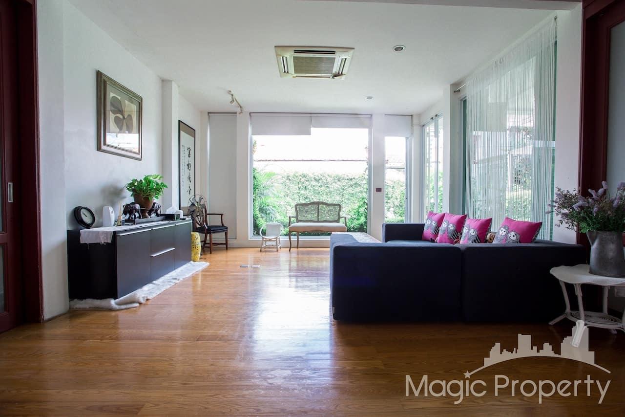 Single House For Sale in Soi Sukhumvit 49 (Soi Promsri)